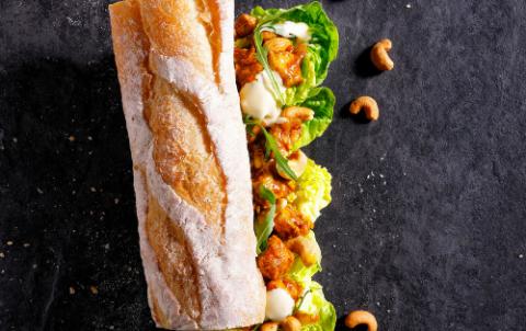 Hush Broodje Marokkaanse Kip - Vers belegde broodjes