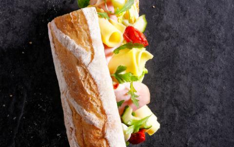 Hush Broodje Gezond - Vers belegde broodjes