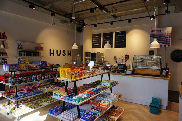 Hush-Topwash Enschede Midzomerweg shop